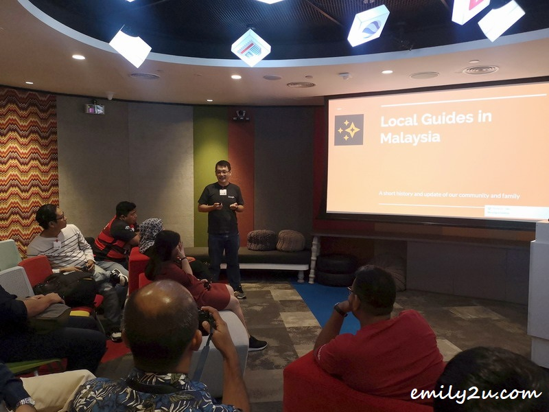 Stephen Abraham shares about Malaysia Local Guides