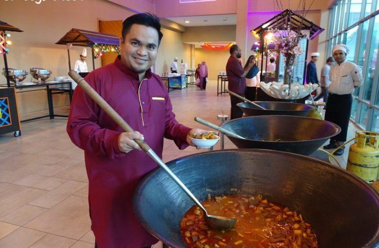 Warna-Warni Bufet Ramadan di Hotel Casuarina@Meru