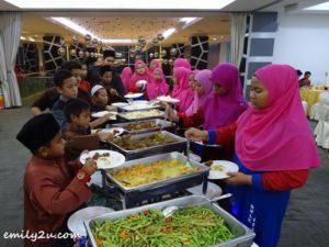 2 Symphony Suites Ramadan CSR