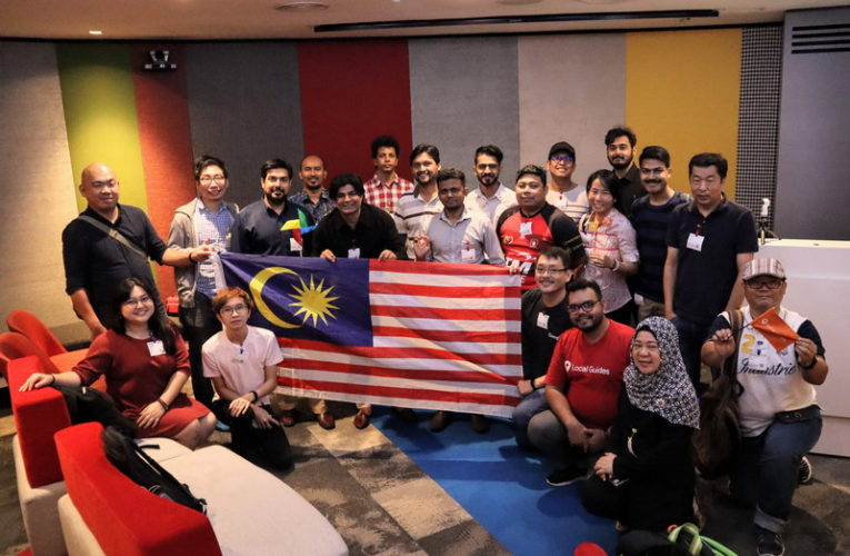 Sharing My Google Maps Journey At Malaysia Local Guides Meet-Up