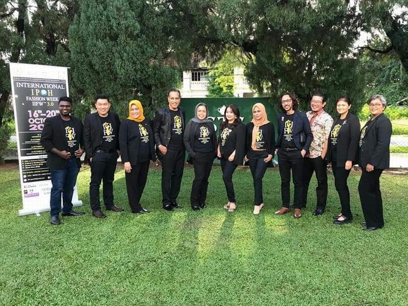 the hardworking Board Members of IIFW™ 2019