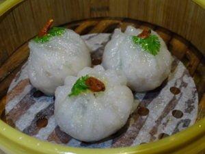 6 Steamed Crab Meat Dumpling