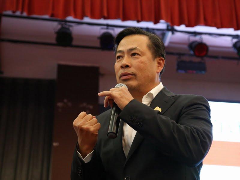 Tan Sri Dato' Paduka Dr Fng Ah Seng, JP.