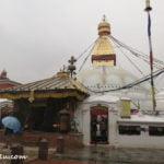 Boudhanath Buddhist Stupa, Kathmandu, Nepal