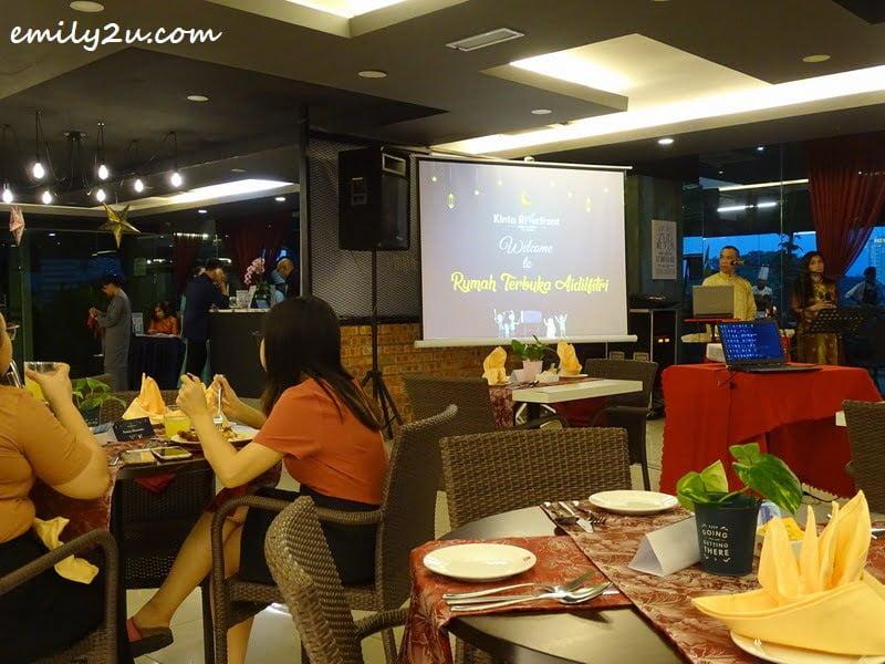 Kinta Riverfrot Hotel Ipoh Hari Raya Open House
