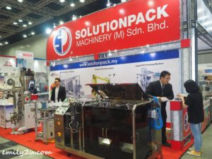 10 Solution Pack Machinery