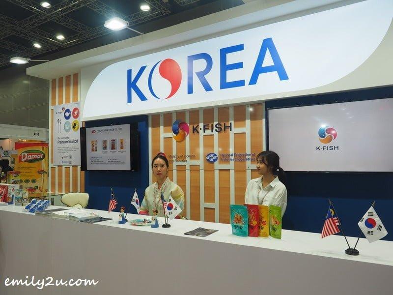 K Fish from Korea