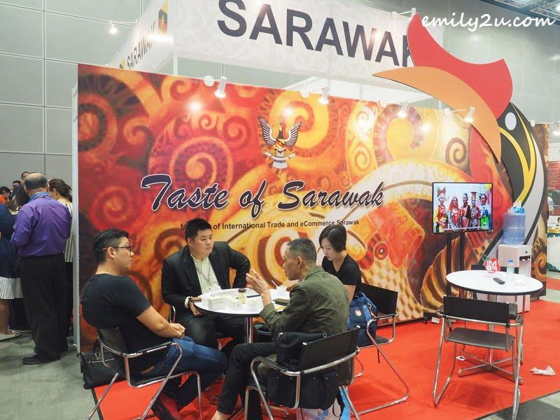 Taste of Sarawak
