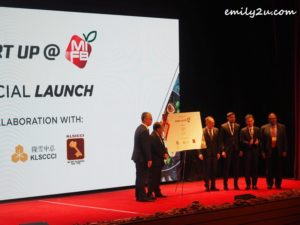 3 launch of start up