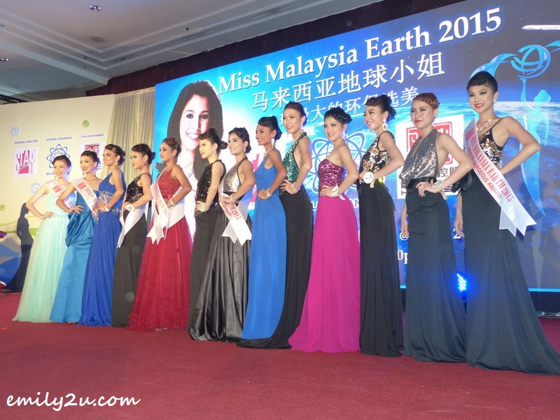 Top 13 finalists