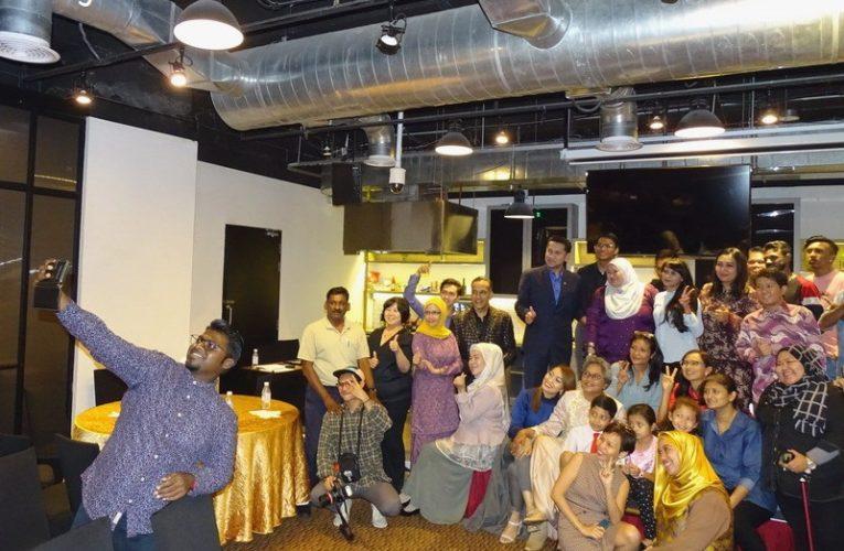 International IPOH Fashion Week Raya Hi-Tea with Media Friends