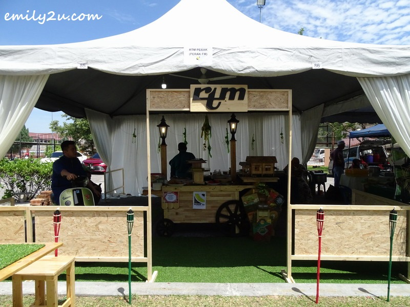 RTM booth