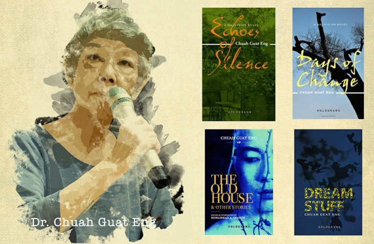 Announcement: Sharpened Word –  Dr Chuah Guat Eng: Feeling Malaysian, Writing For the World: Finding Your Authentic Voice As A Writer (June 2019)