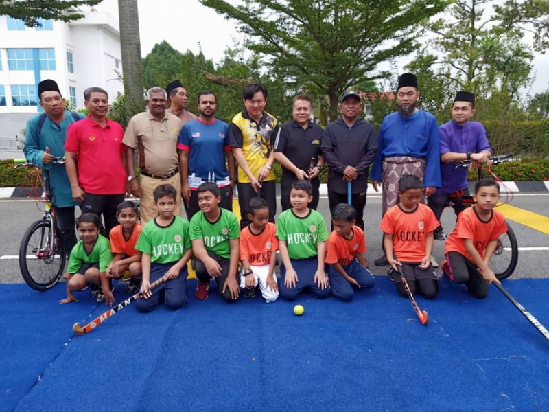 hockey skills test programme