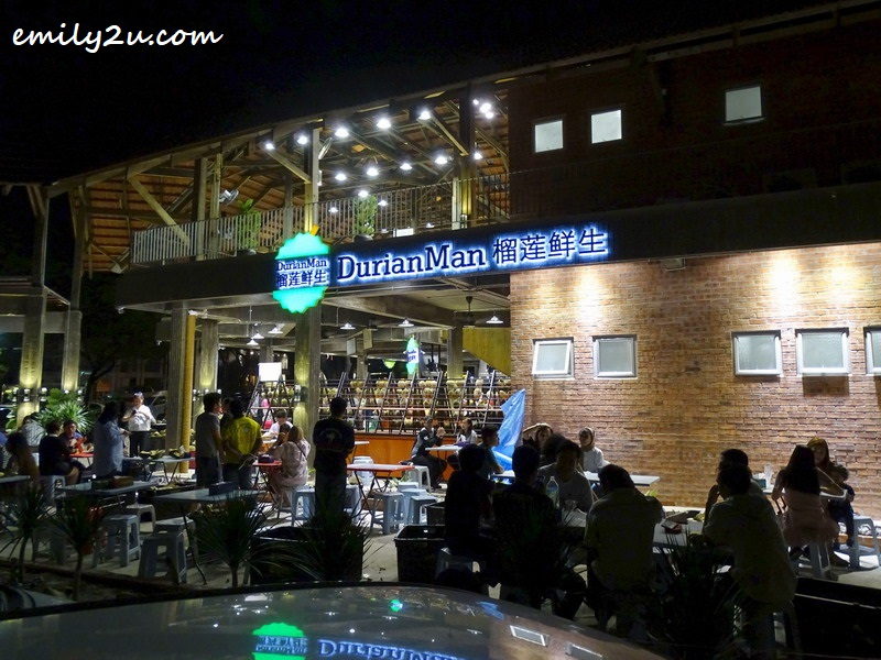 DurianMan SS2