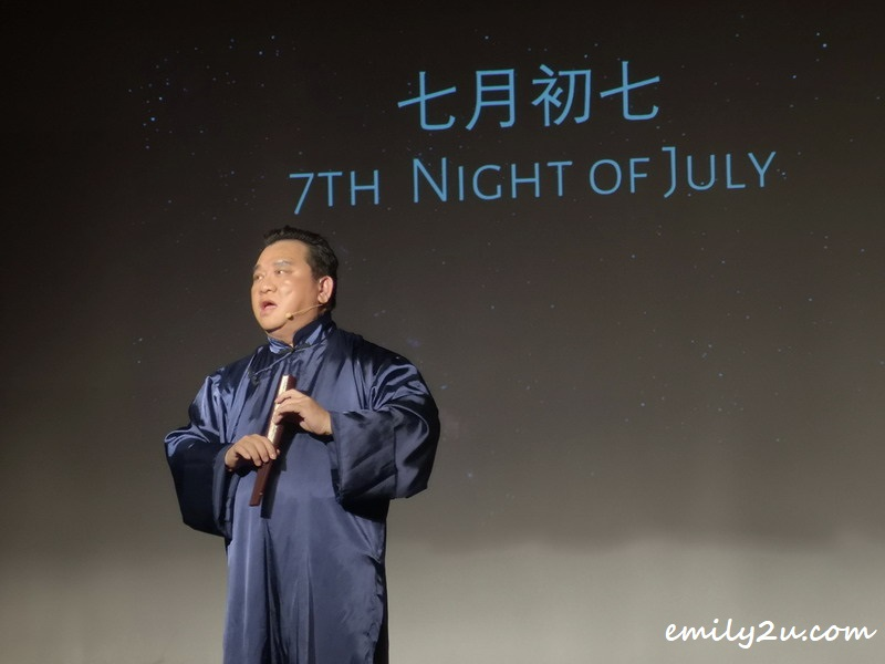opening song of The 7th Night of July