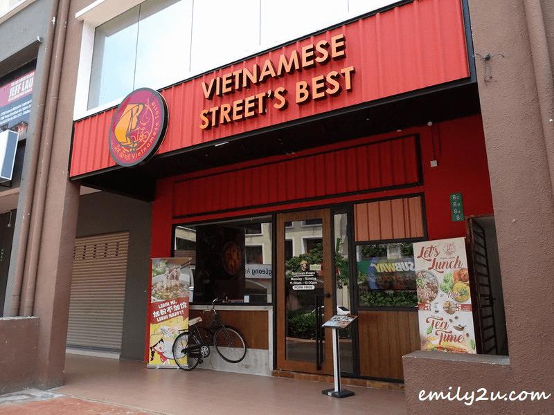 Vietnamese Taste in Greentown, Ipoh