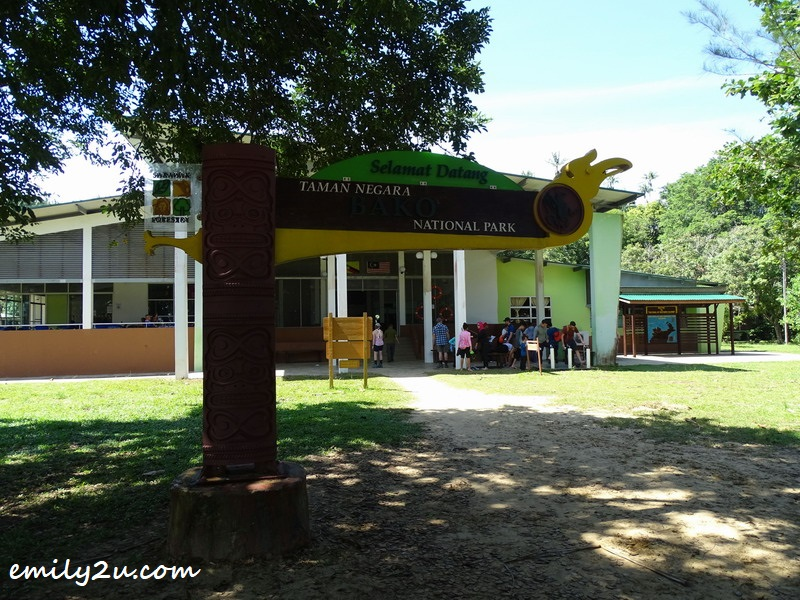 Bako National Park headquarters