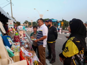 11 Ipoh Car Free Day July