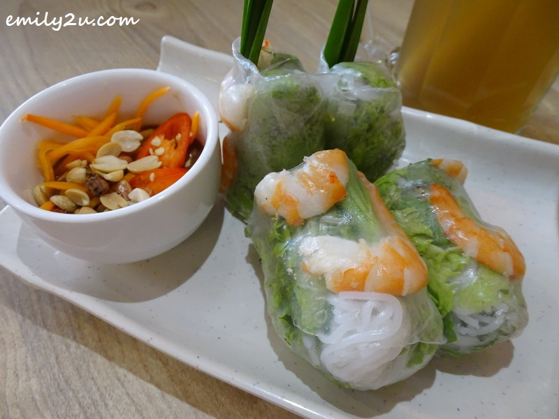 Goi Cuon Summer Roll