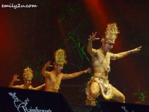 15 Ballet Folclorico de Chile Bafochi