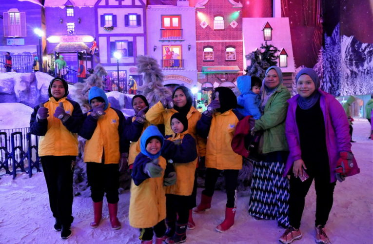 A Fun-Filled Day for Rumah Titian Kaseh Children at RWG