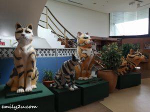 4 Cat Museum Kuching Sarawak