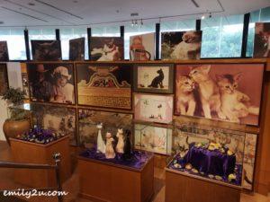 9 Cat Museum Kuching Sarawak
