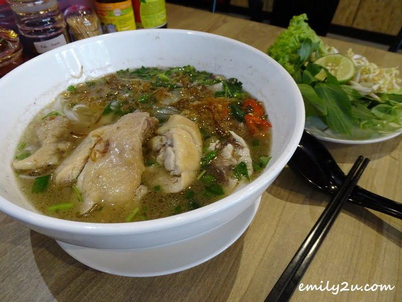 Pho Ga (Chicken Noodle)