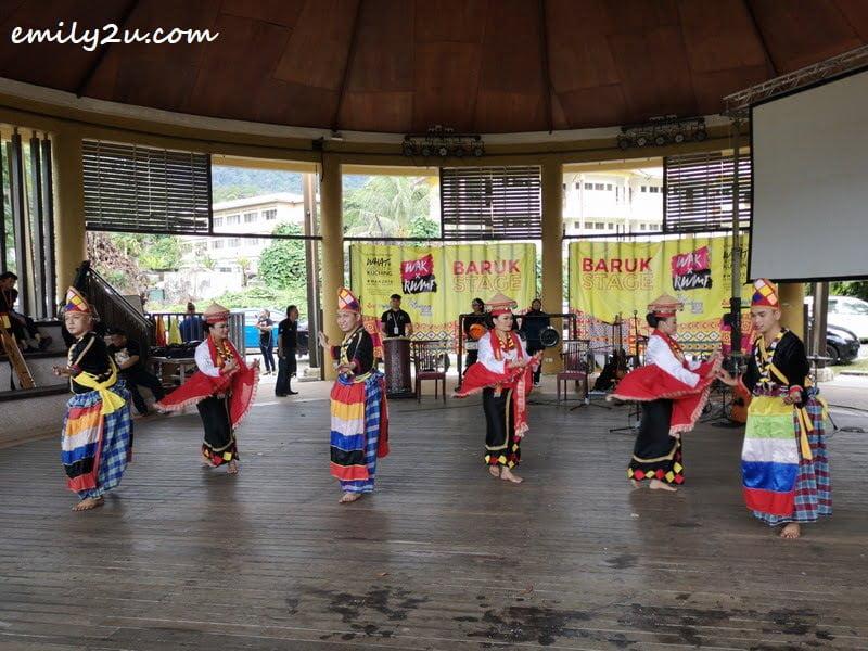 Cultural Extravaganza at Baruk Amphitheatre