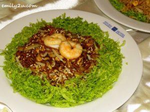 Syeun-Style Fried Noodles