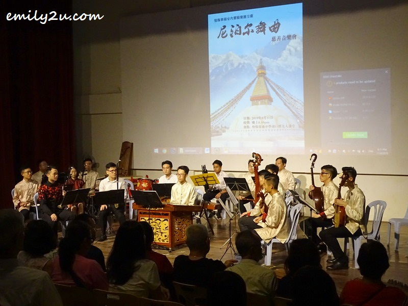 1. Nepal Charity Concert
