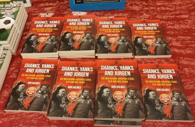Book Launch: Shanks, Yanks and Jurgen