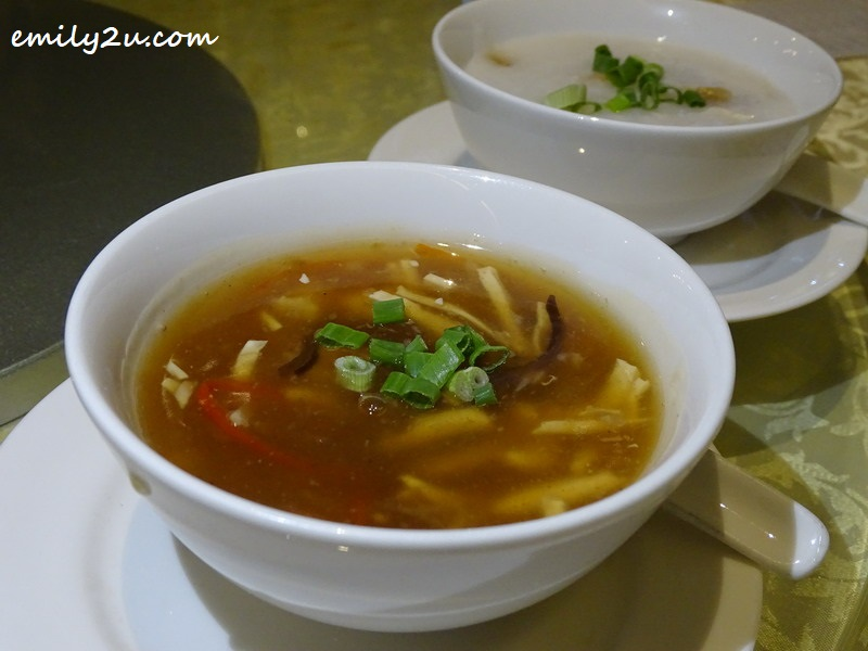 Yuk Sou Hin Hot & Sour Soup