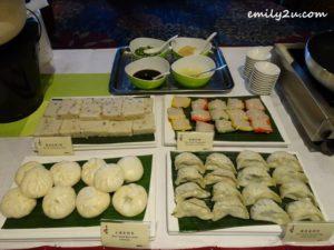 16 Dim Sum Lunch Buffet