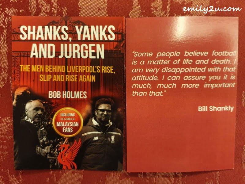 Shanks, Yanks and Jurgen