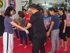 Basic Self Defence Programme