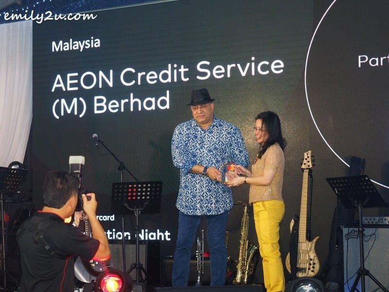 Partnership Award: AEON Credit Service (M) Berhad