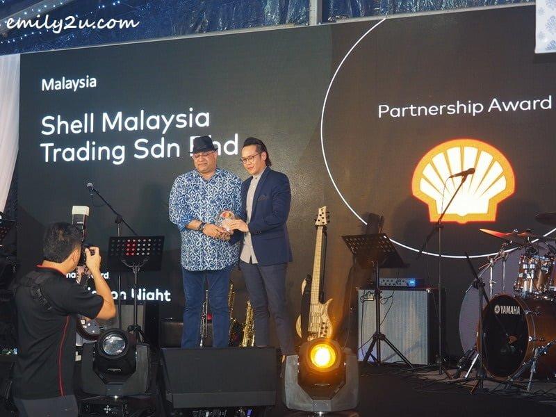 Partnership Award: Shell Malaysia Trading Sdn Bhd