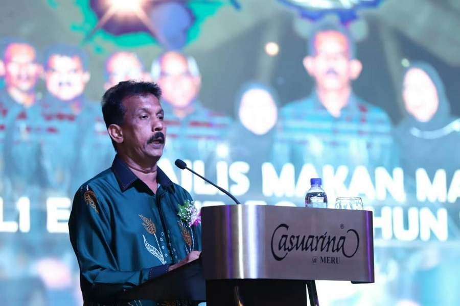 Kopmbi chairman, K. Jagathesan Kalimuthu in his opening speech