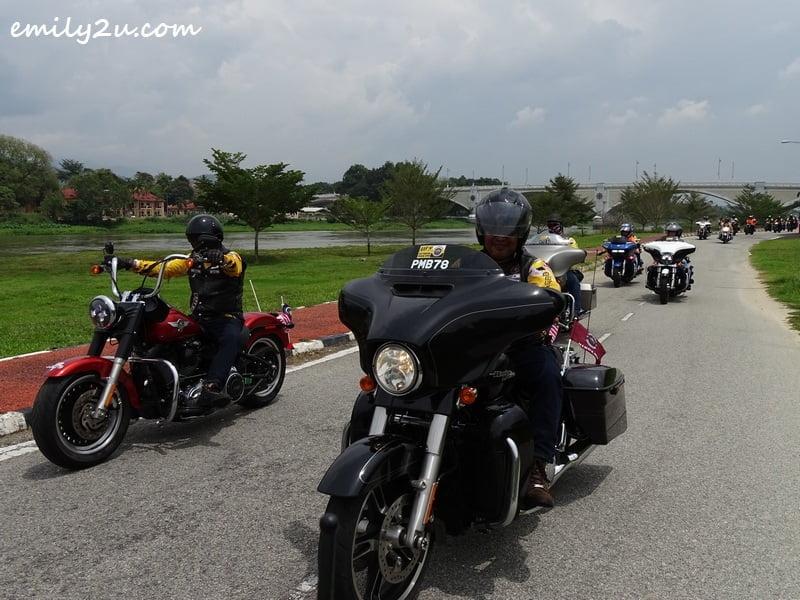 from Kuala Kangsar to Sayong