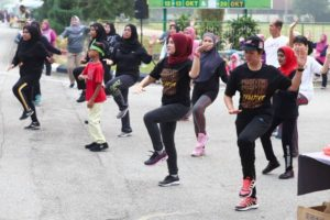2 Ipoh Car Free Day