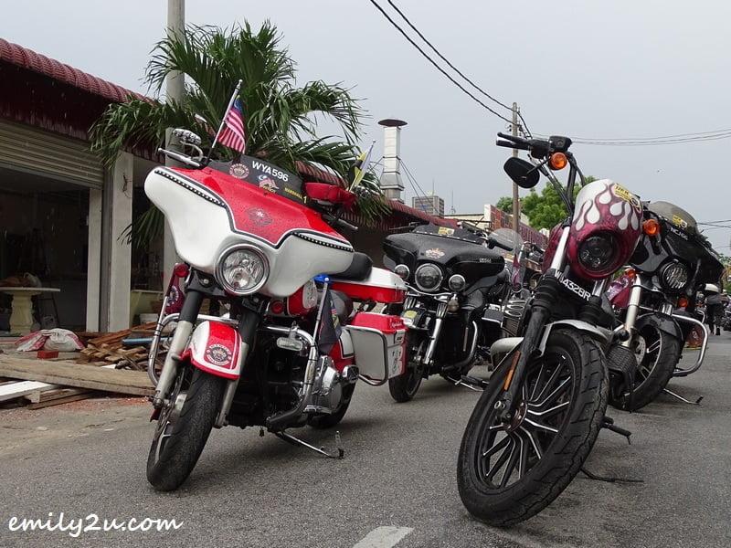 visiting Kampung Kacang Puteh in Buntong, Ipoh