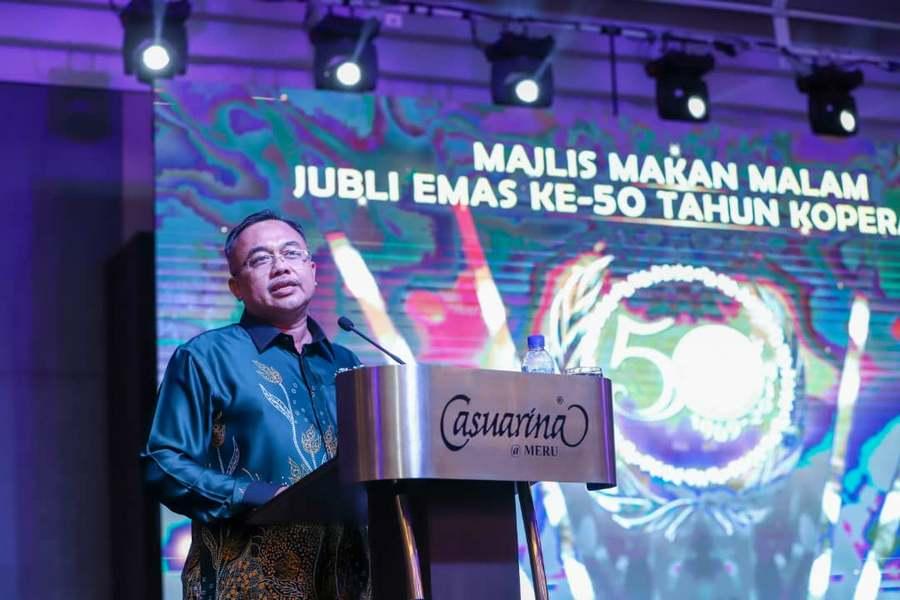 Ipoh City Mayor Dato' Ahmad Suaidi Abdul Rahim