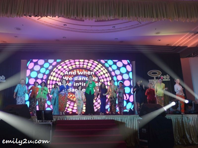 Let's Joget by PWW & friends, led by Bayty