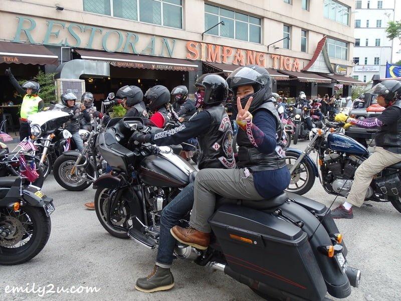 Kingz MG KAR 2019 long ride back to Kuala Lumpur
