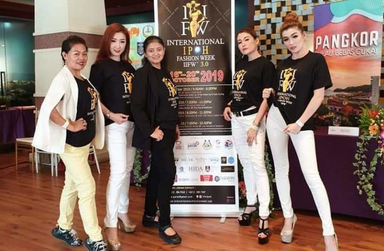 Secure Your Tickets to International IPOH Fashion Week IIFW™ 3.0 For Charity