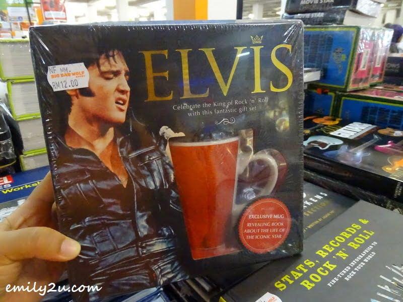 Elvis Presley in da house