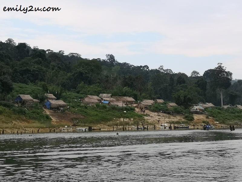 Kampung Klewang Sungai Tiang