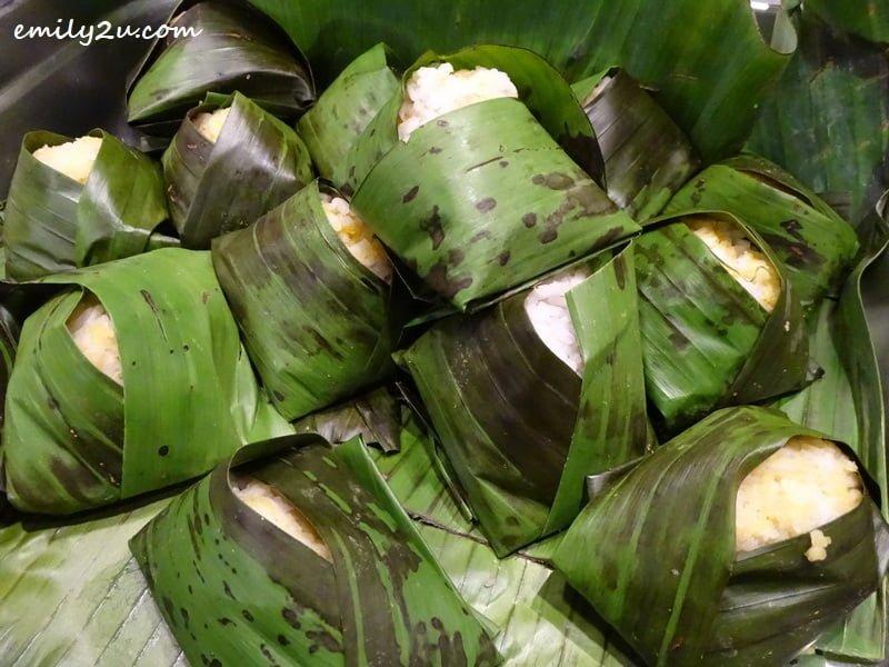 Nasi Linopot Sabah
